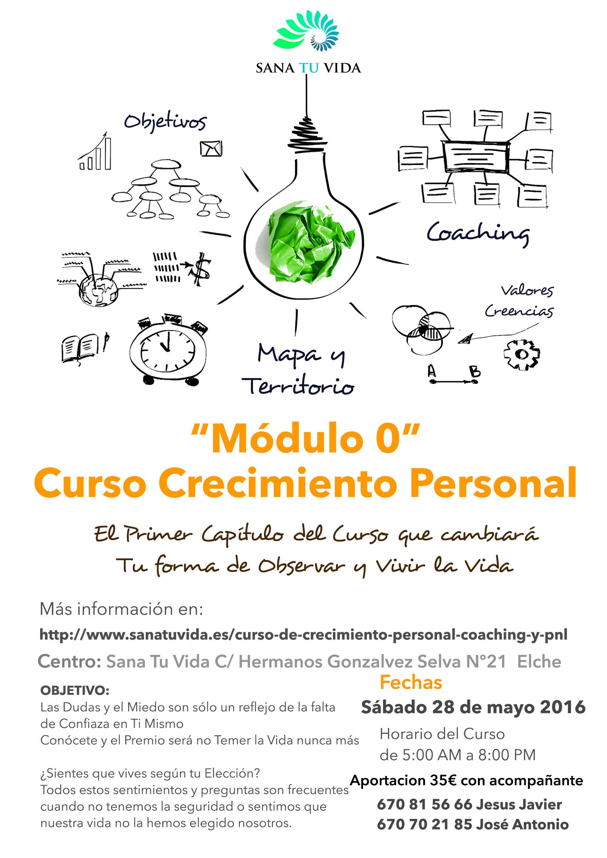 cartel-Modulo-0-Coaching-2016 28 mayo